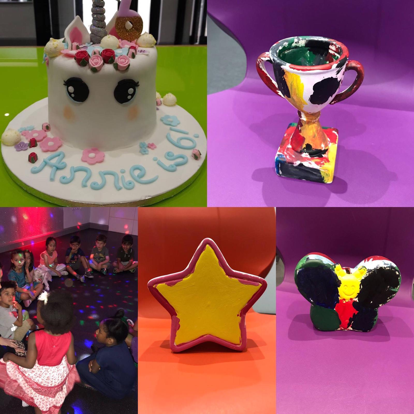Disco Ceramic Party
