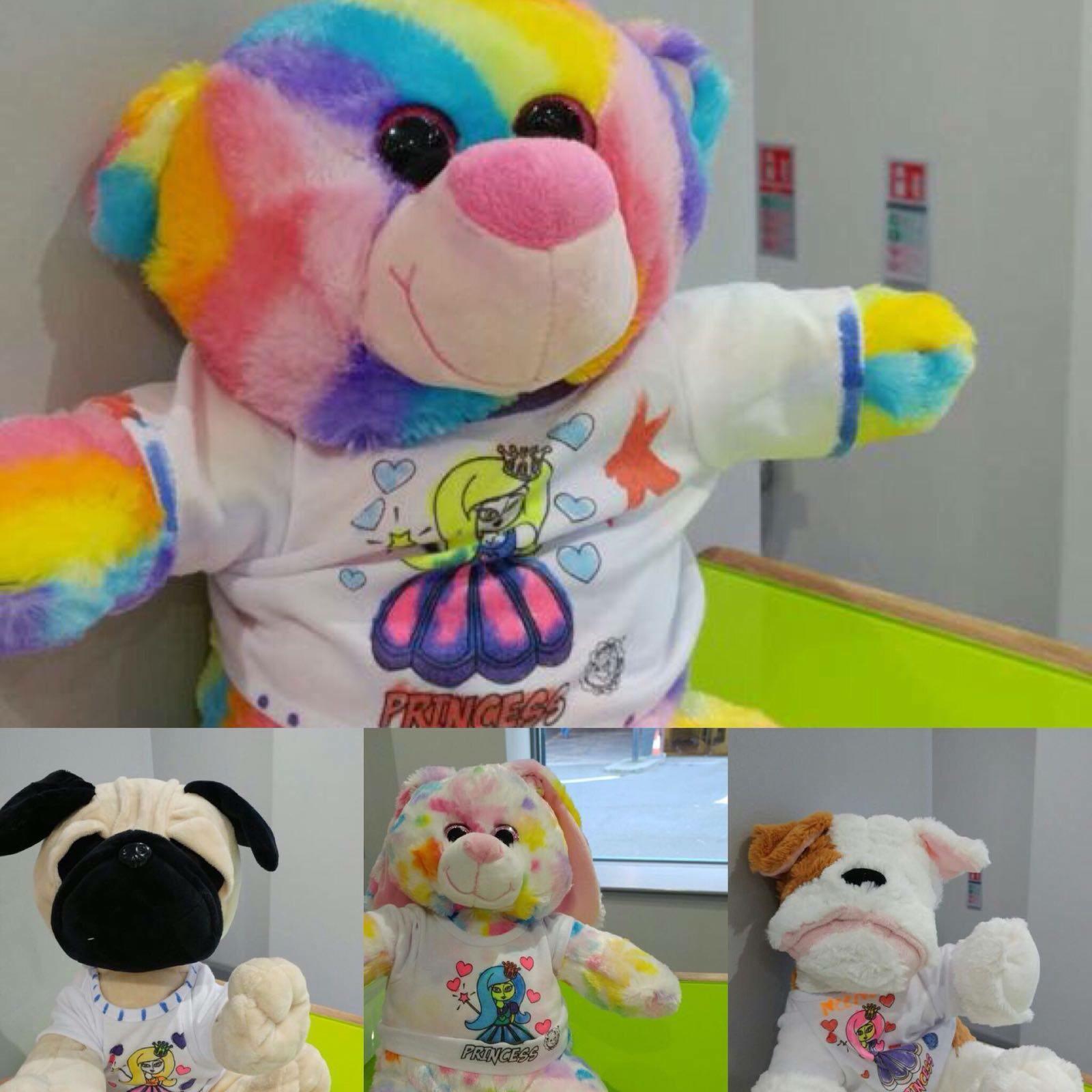 Make a Bear Party